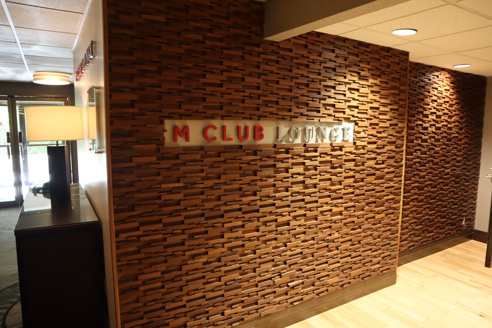Marriott Portland Downtown Waterfront – M Club