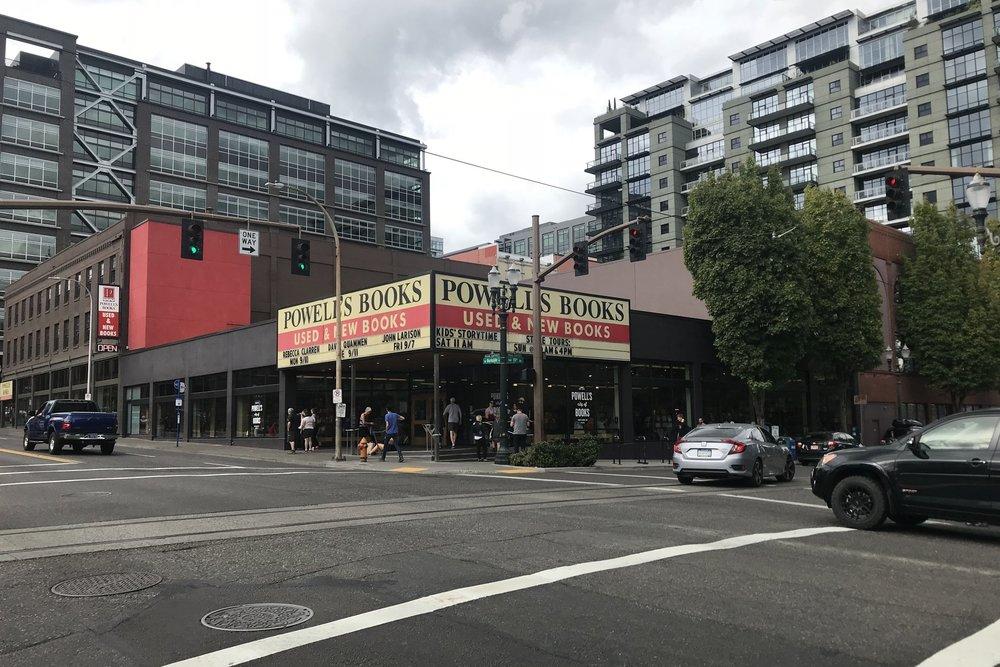 Powells's City of Books