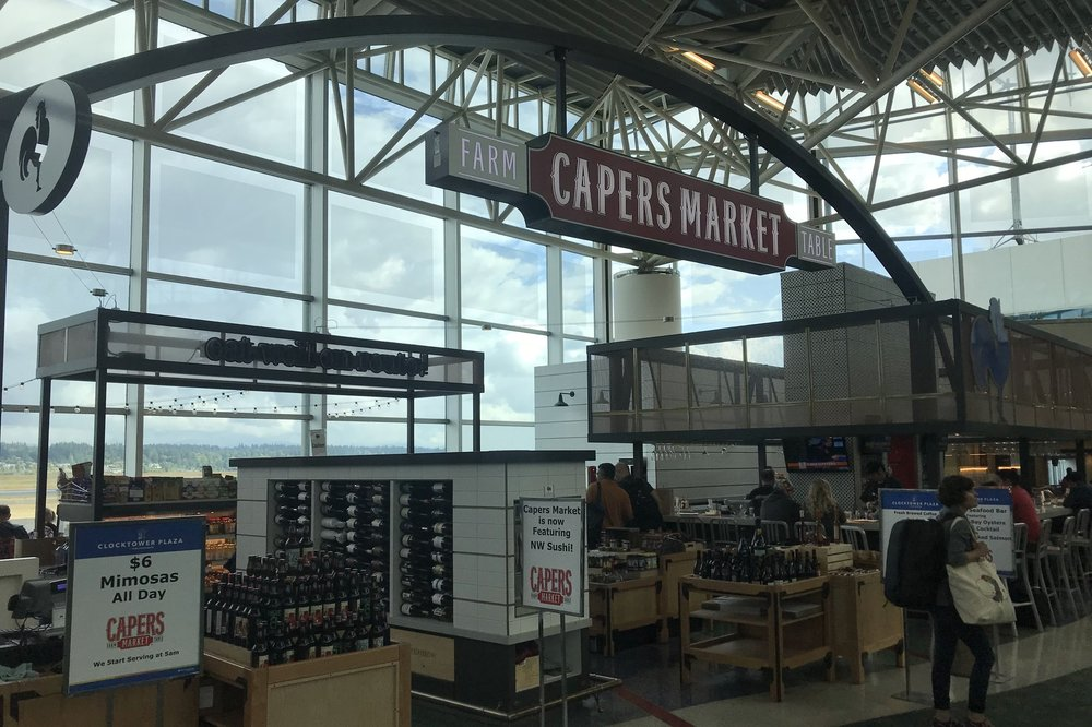 Capers Market PDX