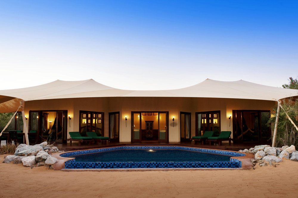 Al Maha Desert Resort & Spa, Dubai