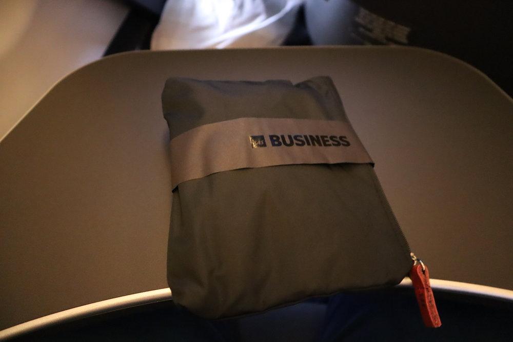 SAS business class – Amenity kit