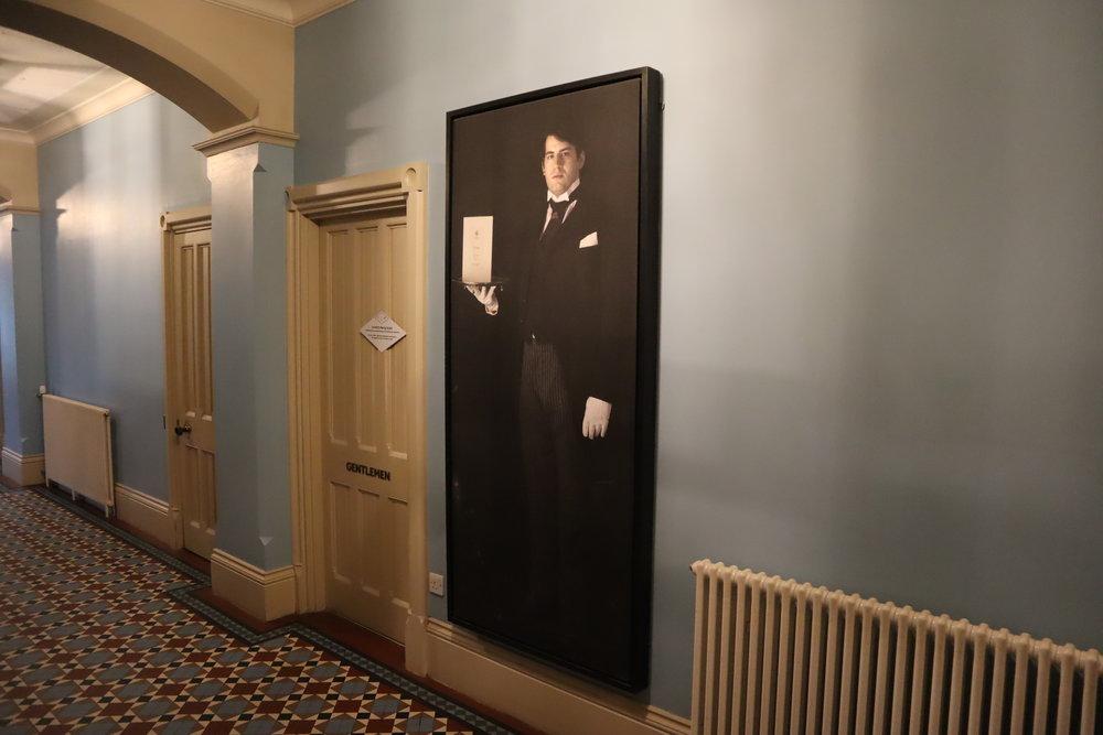 St. Pancras Renaissance Hotel London – Barlow Wing artwork