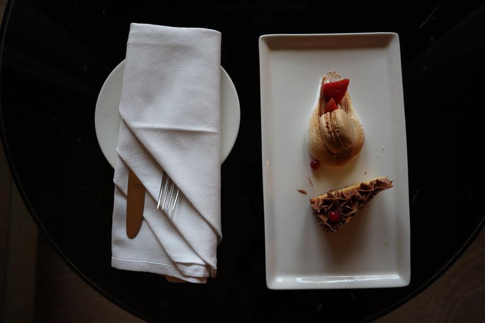 St. Pancras Renaissance Hotel London – Welcome gift