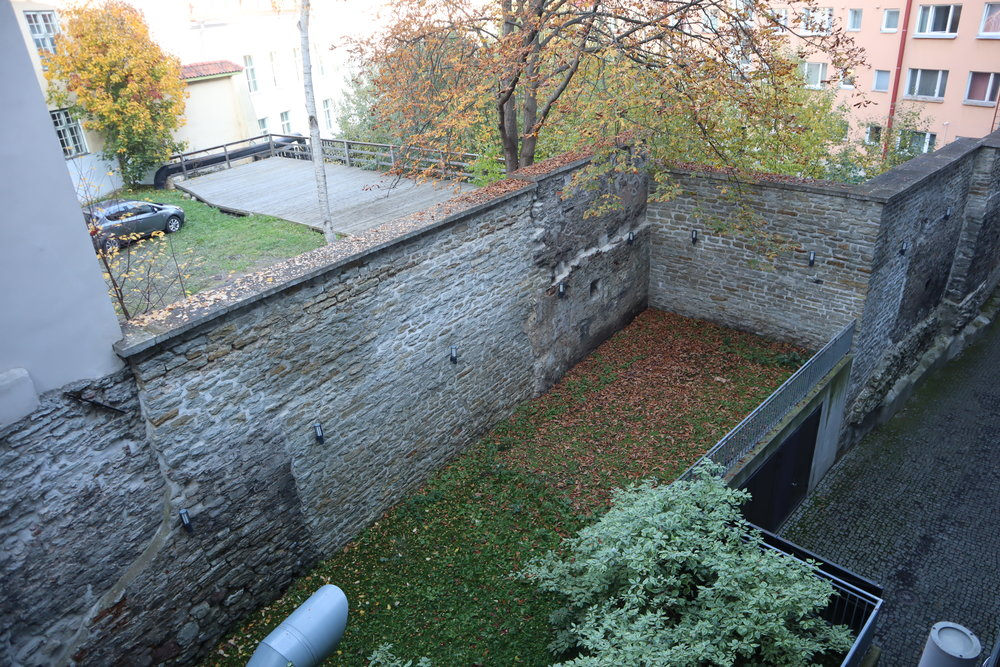 Hotel Telegraaf Tallinn – Views of interior courtyard