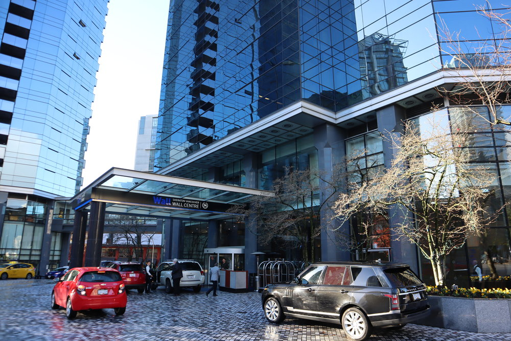 Sheraton Vancouver Wall Centre – South Tower