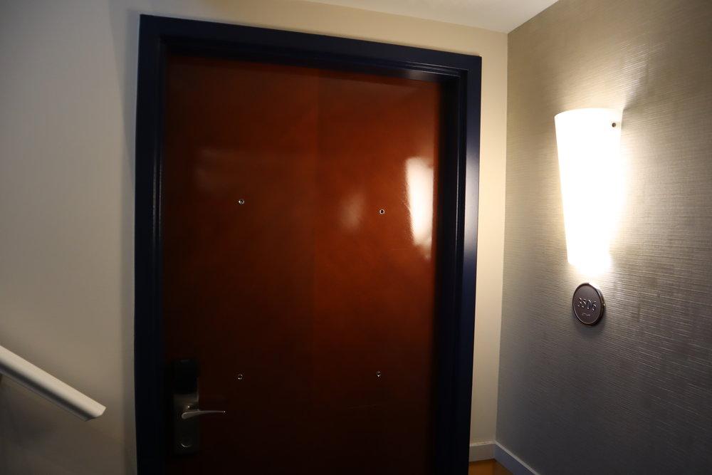 Sheraton Vancouver Wall Centre – Room 3506
