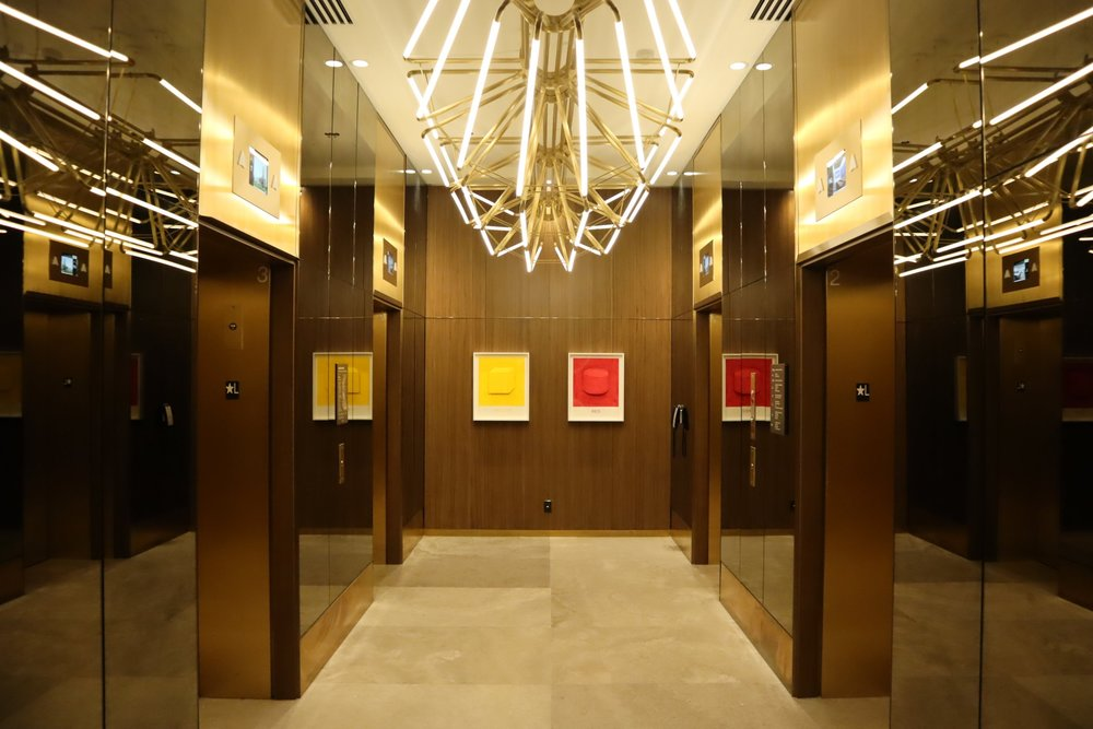 JW Marriott Parq Vancouver – Elevators