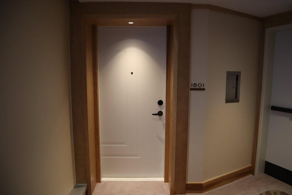 JW Marriott Parq Vancouver – Room 1801