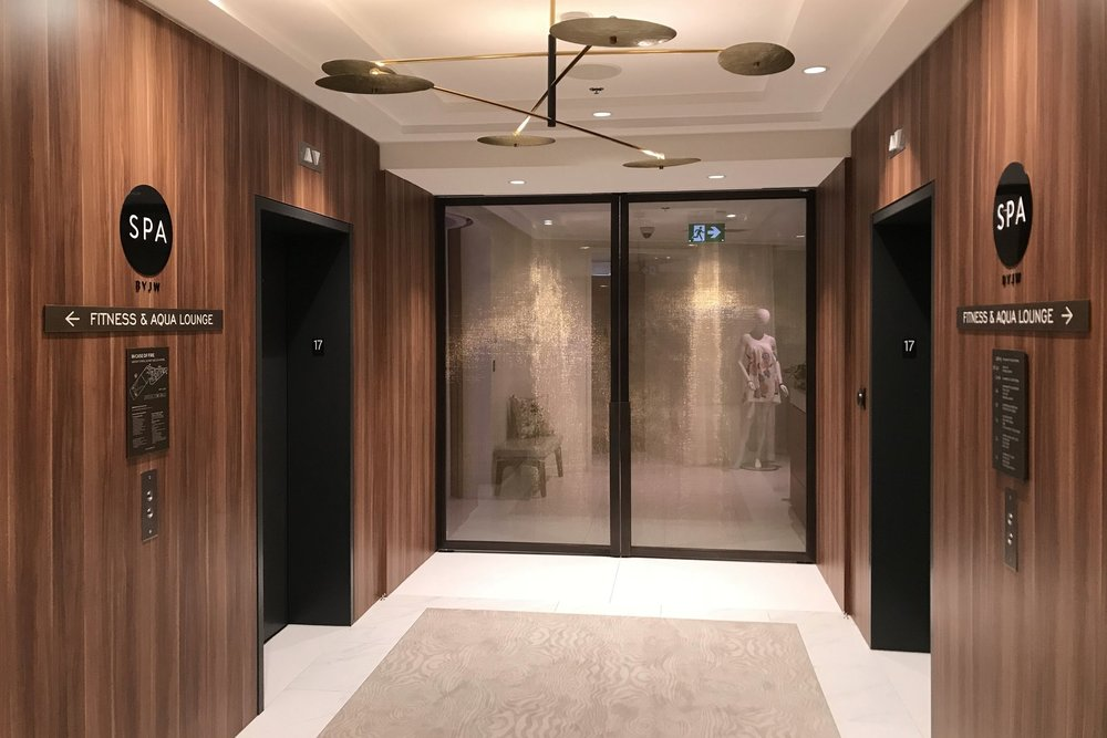 JW Marriott Parq Vancouver – The Spa by JW
