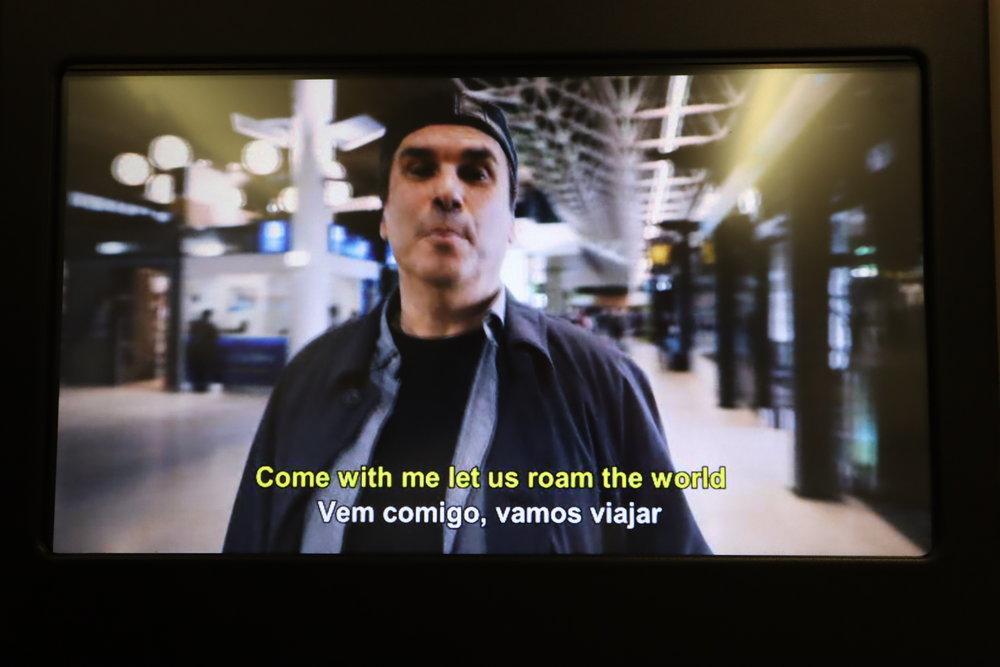 TAP Air Portugal business class – Pre-departure videos