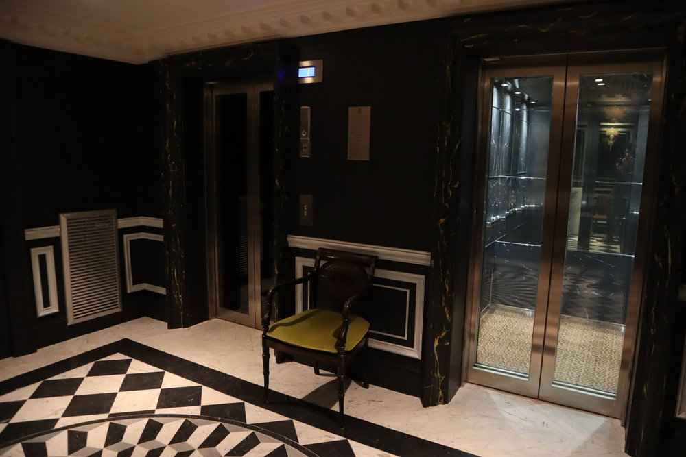 Hôtel de Berri Paris – Elevators