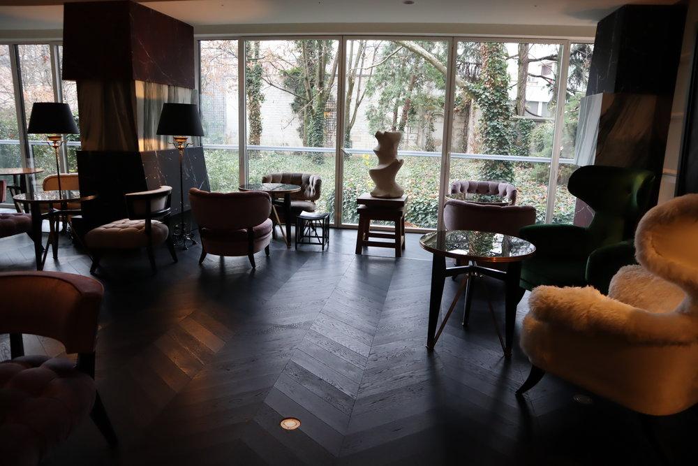 Hôtel de Berri Paris – Restaurant