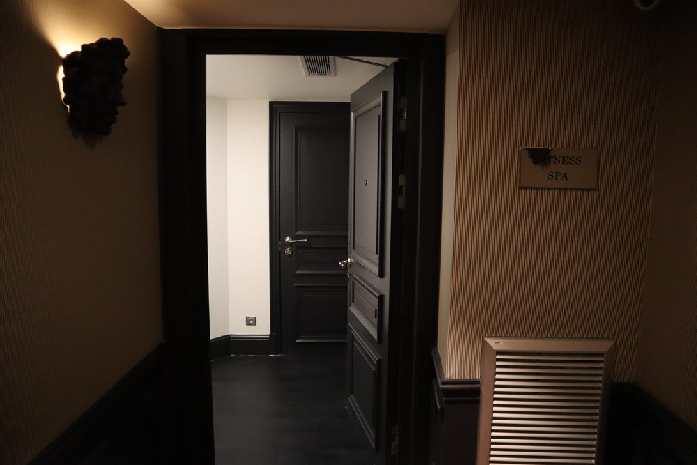 Hôtel de Berri Paris – Fitness centre & spa