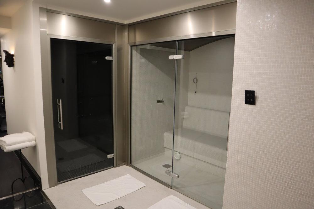 Hôtel de Berri Paris – Sauna