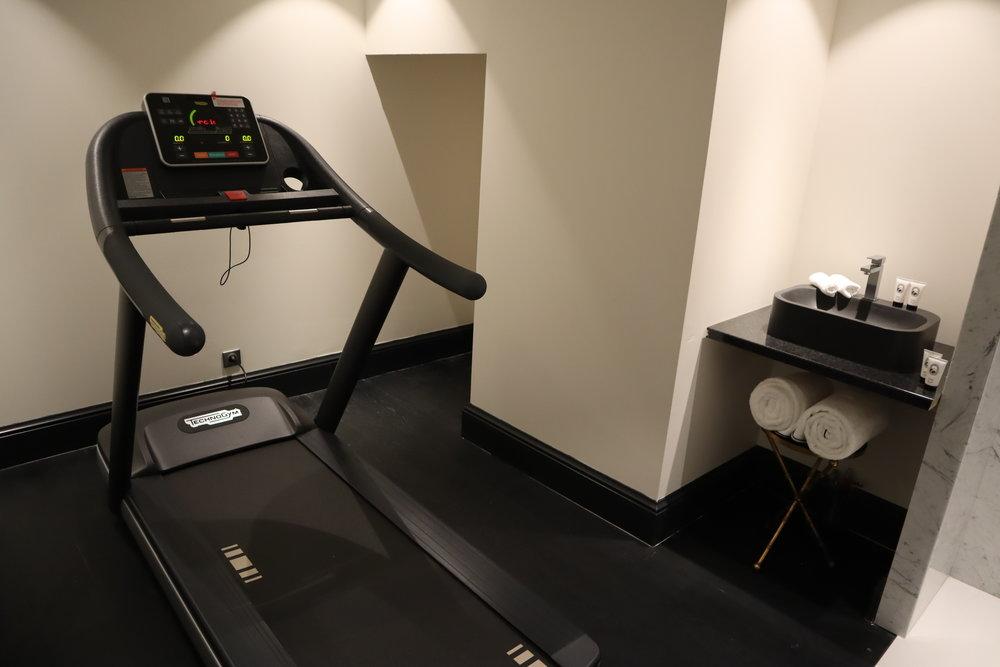 Hôtel de Berri Paris – Private exercise room