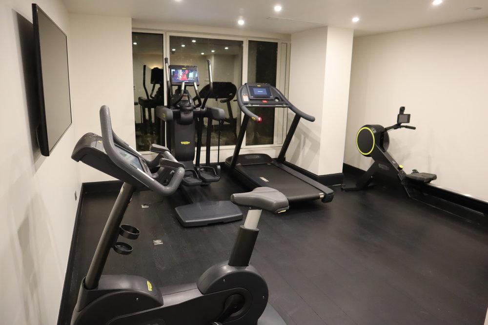 Hôtel de Berri Paris – Exercise equipment