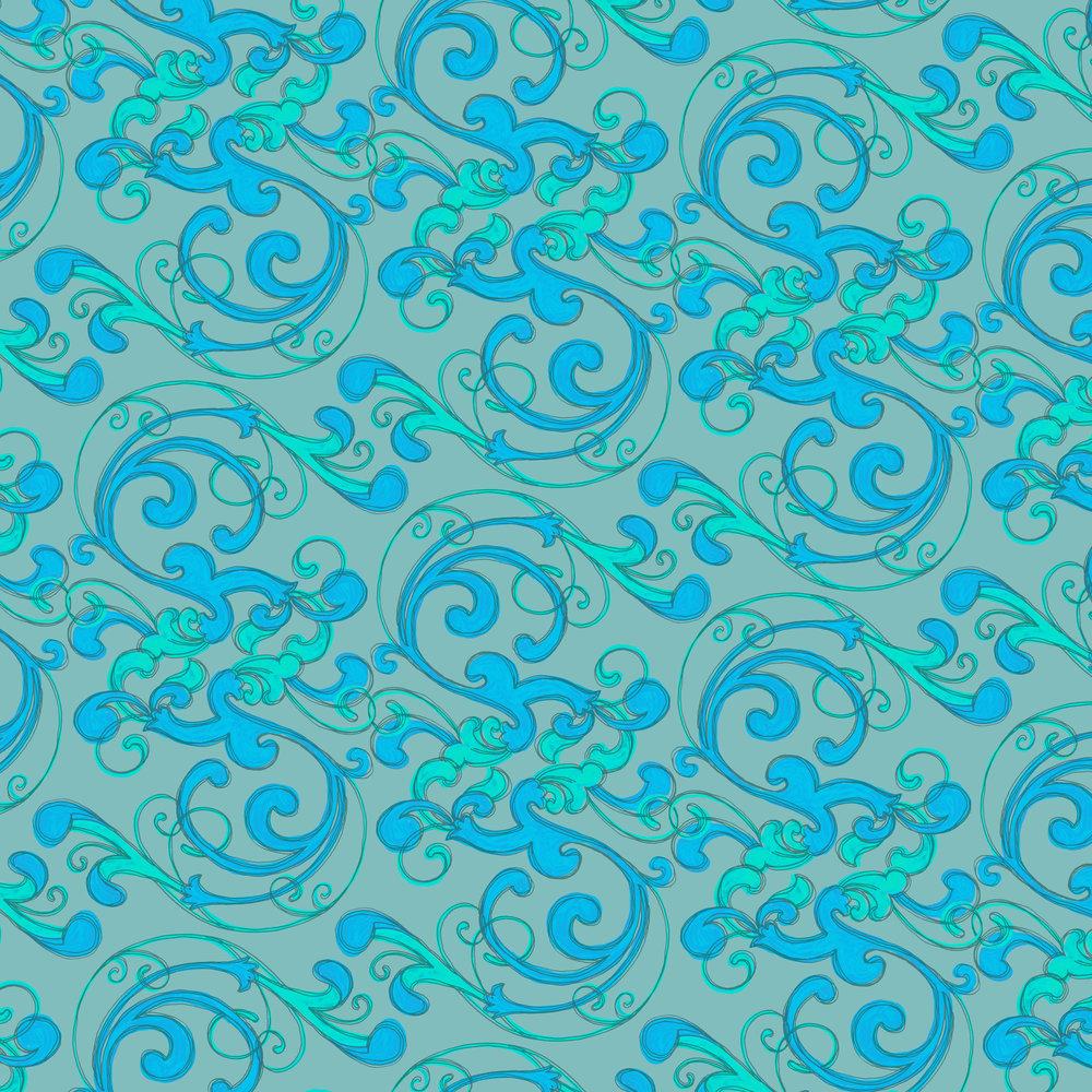 Sea Swirls