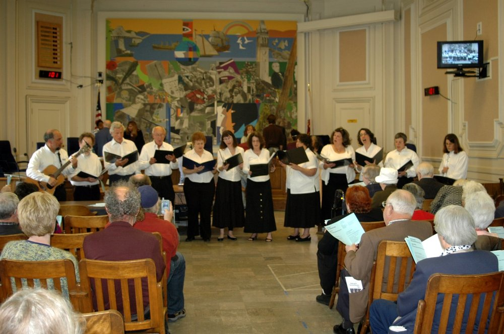 Chorus at City Hall.JPG