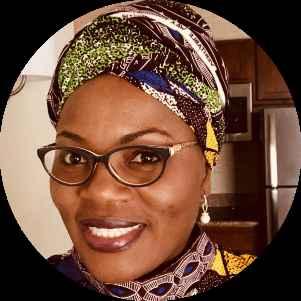 Evangeline Ngwashi - IICFIP Director of Promotion USA & CanadaCameroon