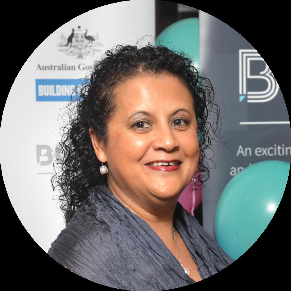 Patricia Kimtia - Mauritius