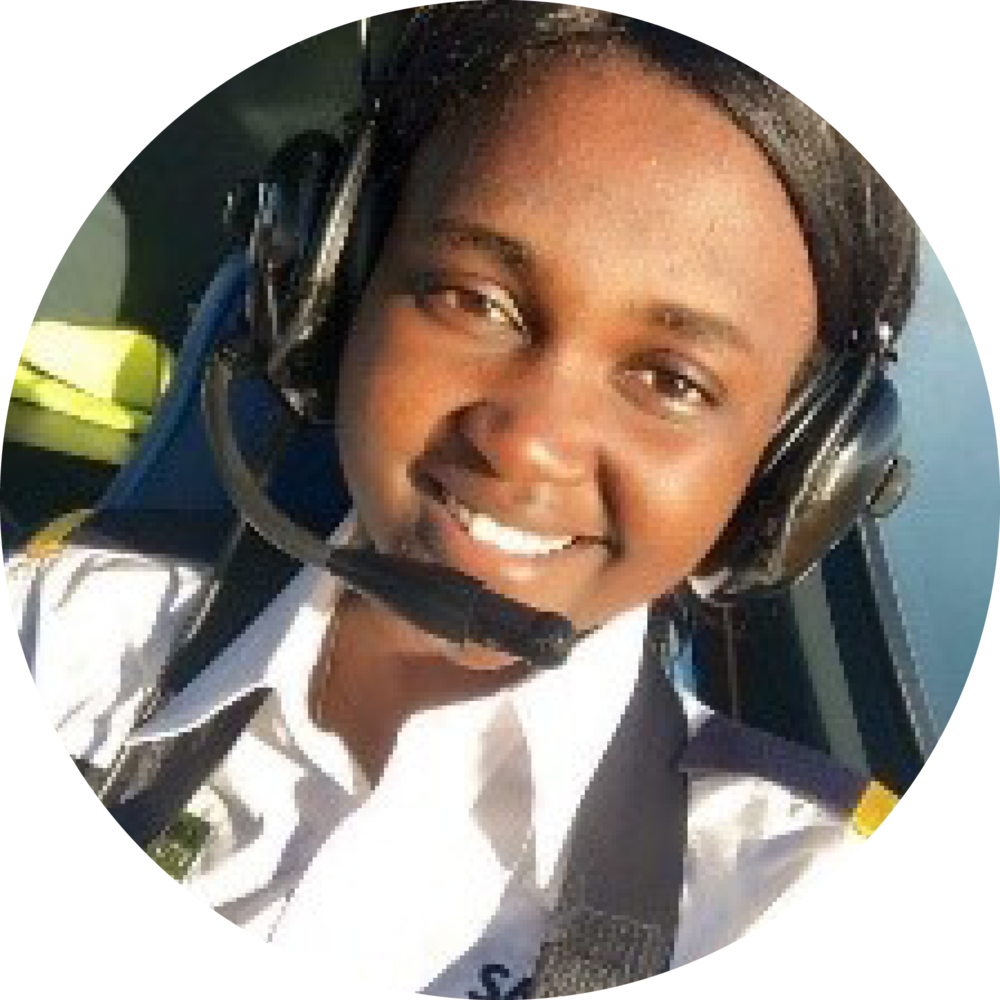 Amer Majak - First South Sudanese Female Pilot in AustraliaSouth Sudan