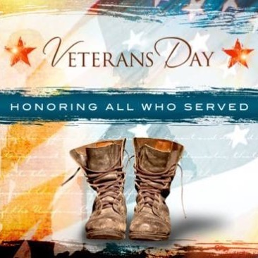 We are thankful to all of our veterans for their proud and selfless service, sacrifice, and unwavering commitment to our country. In particular, those who suffer the ravages of war bear the heaviest of burdens for the rest of us all. In honor of Veteran's Day, let us each commit to ensuring our veterans are well supported and cared for. Let us resolve to ensuring they have leaders that truly honor their service and that only put them into harms way when it becomes unavoidable. Honoring those who sacrifice for us all and learning the lessons of history, we can forge a better future. #veteransday
