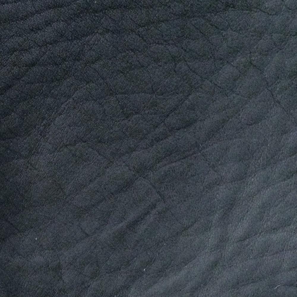 black calfskin