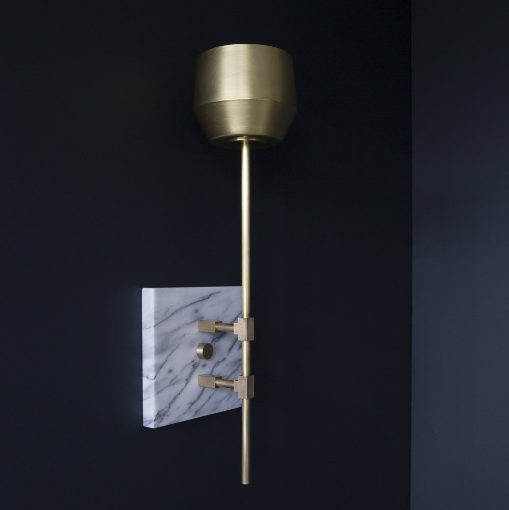 FORCHETTE TORCH SCONCE