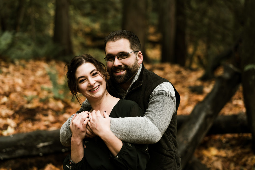 A Picturesque PNW Engagement Session | Snoqualmie Falls | Seattle Wedding photographer-19.jpg
