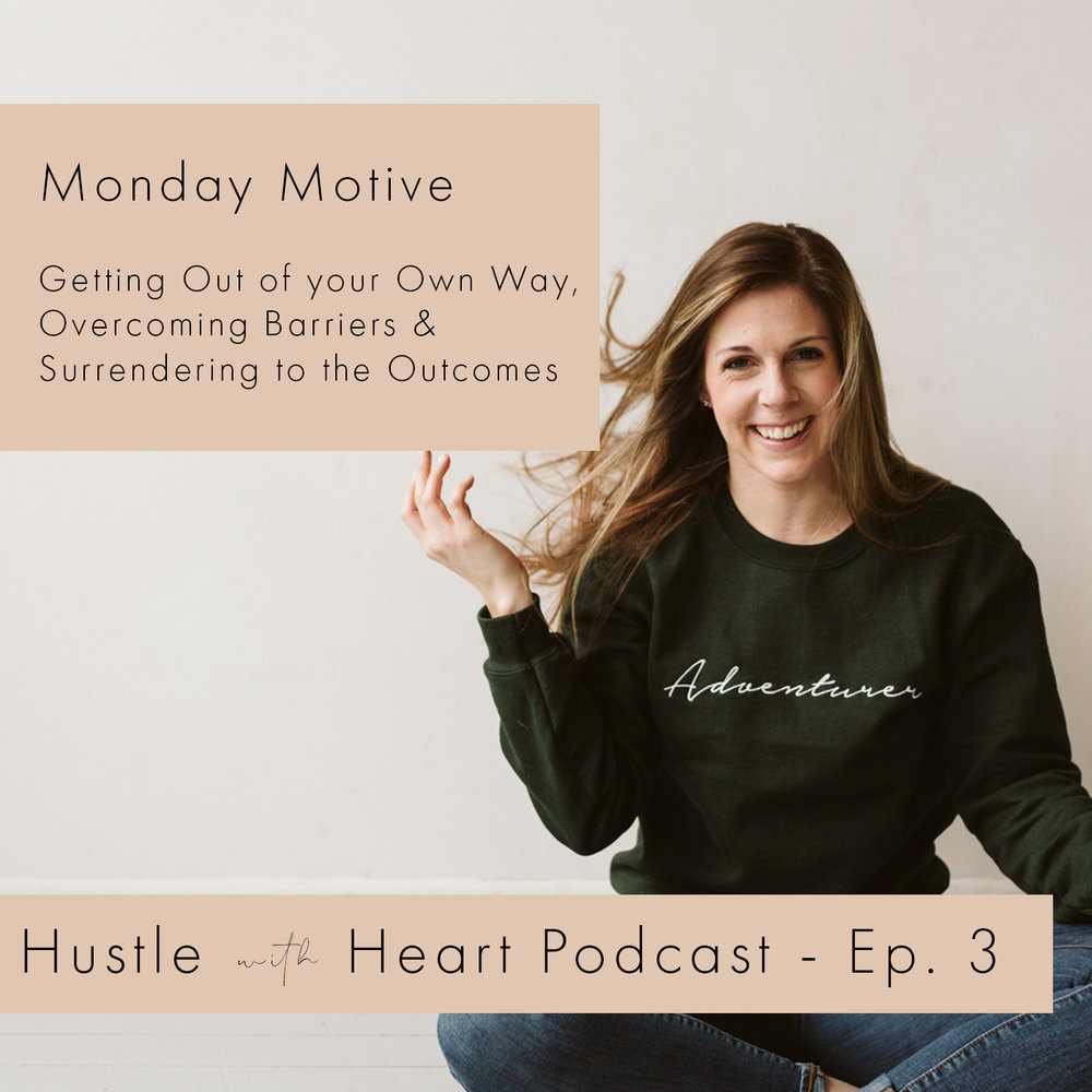 Self developement podcast for creative entrepreneurs