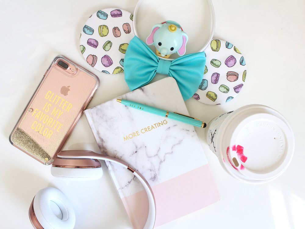 Macaron Ears:   Shop House of Mouse