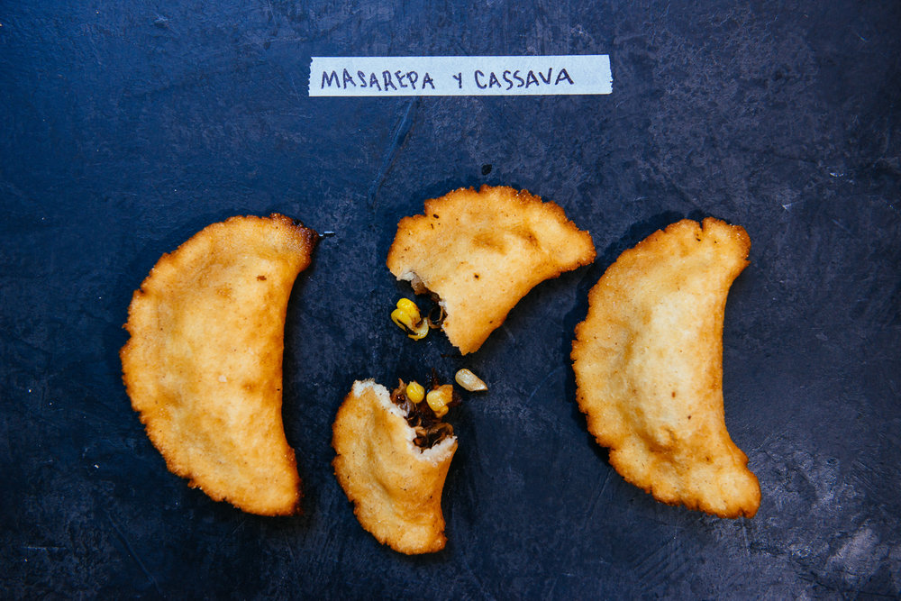 Copy of Cornmeal + Cassava Gluten-Free Empanada Dough