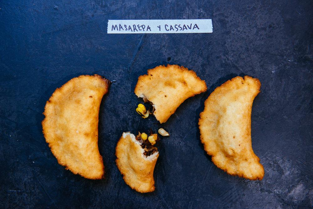 Cornmeal + Cassava Gluten-Free Empanada Dough