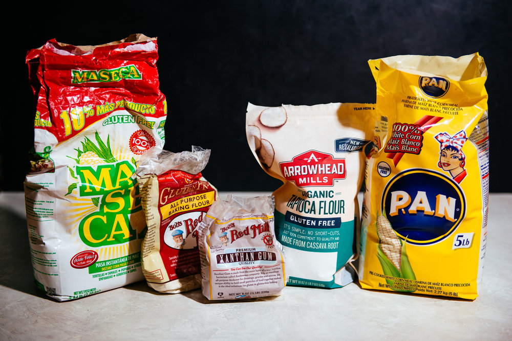 Gluten-Free Experiment: Empanada Dough