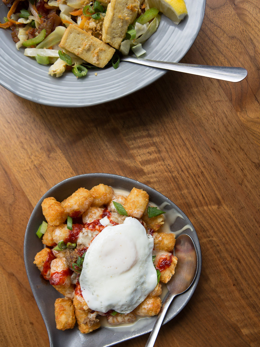 Pork Longaanisa Tots from Be More Pacific in Austin, TX
