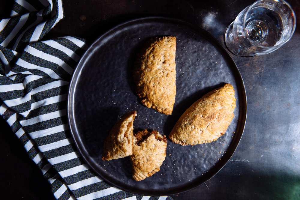 The World In A Pocket's Best of 2018, Pumpkin Pie Empanadas, Photo by Lauren V. Allen