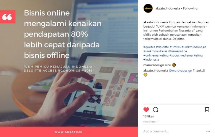 Bingung Bikin Konten Bisnis Kamu Di Instagram 5 Ide Untuk Inspirasi