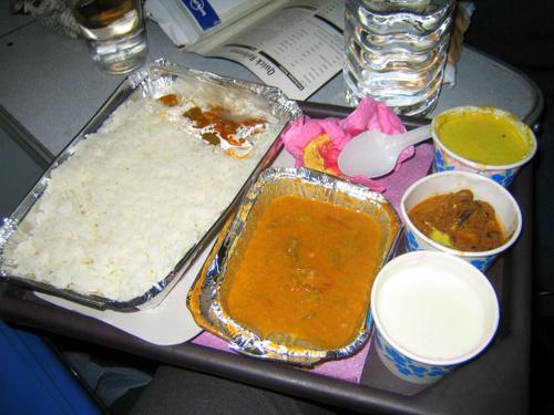 train food