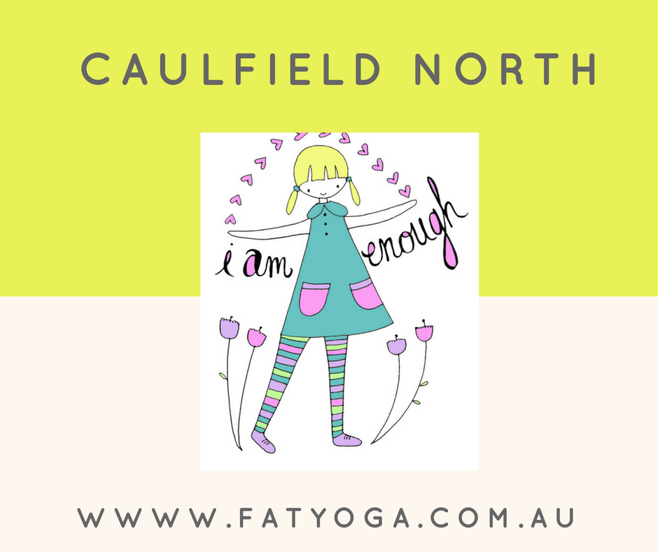 Fat Yoga Caulfield