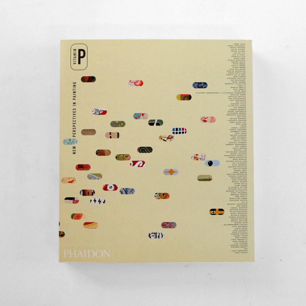 New Perspectives in Painting by PHAIDON      One for the painters - a compendium of some of the world's most exciting new painters from around the world. Full colour.