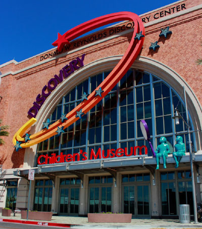 Discovery Children's Museum in Las Vegas, NV