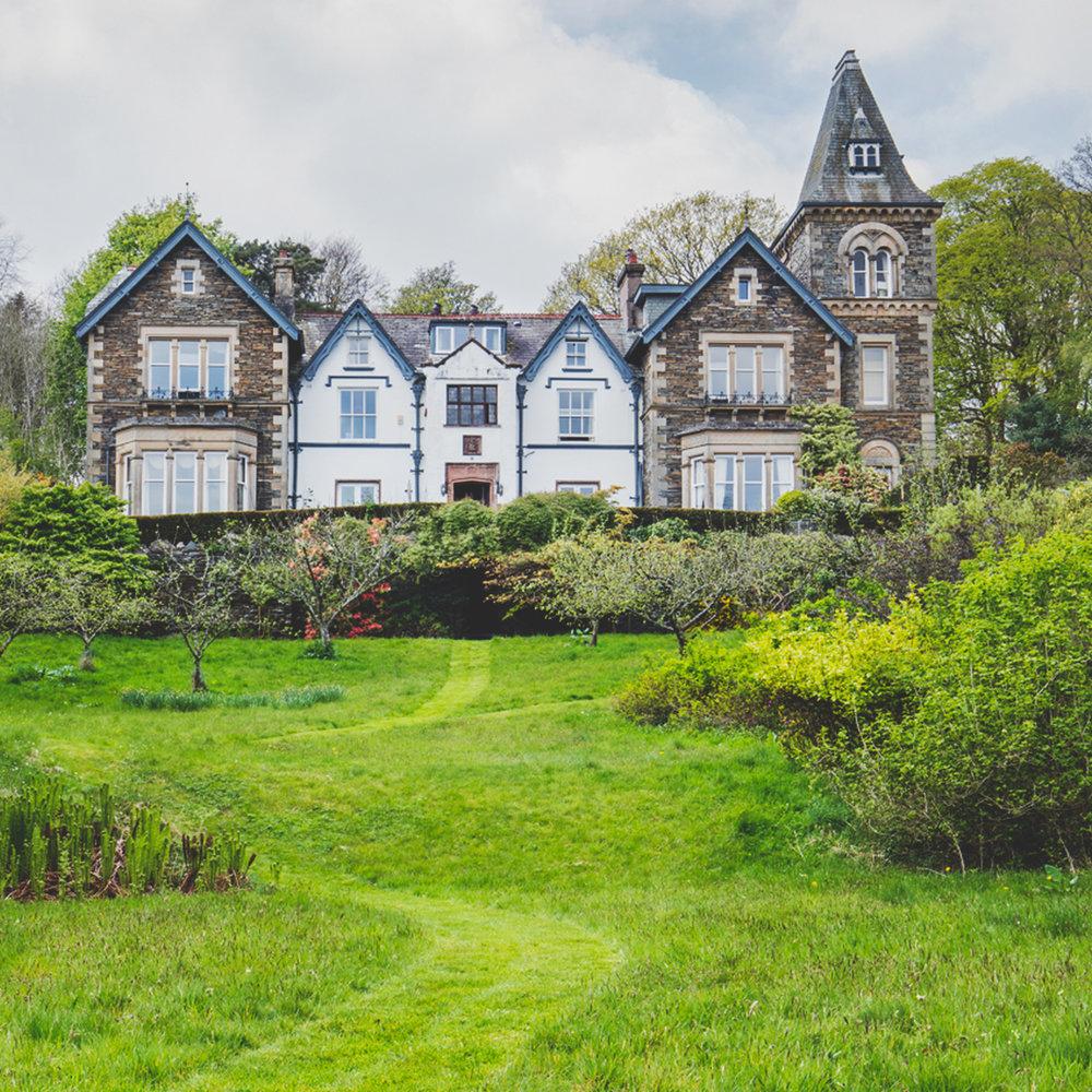 Hawkshead Hill, U.K -