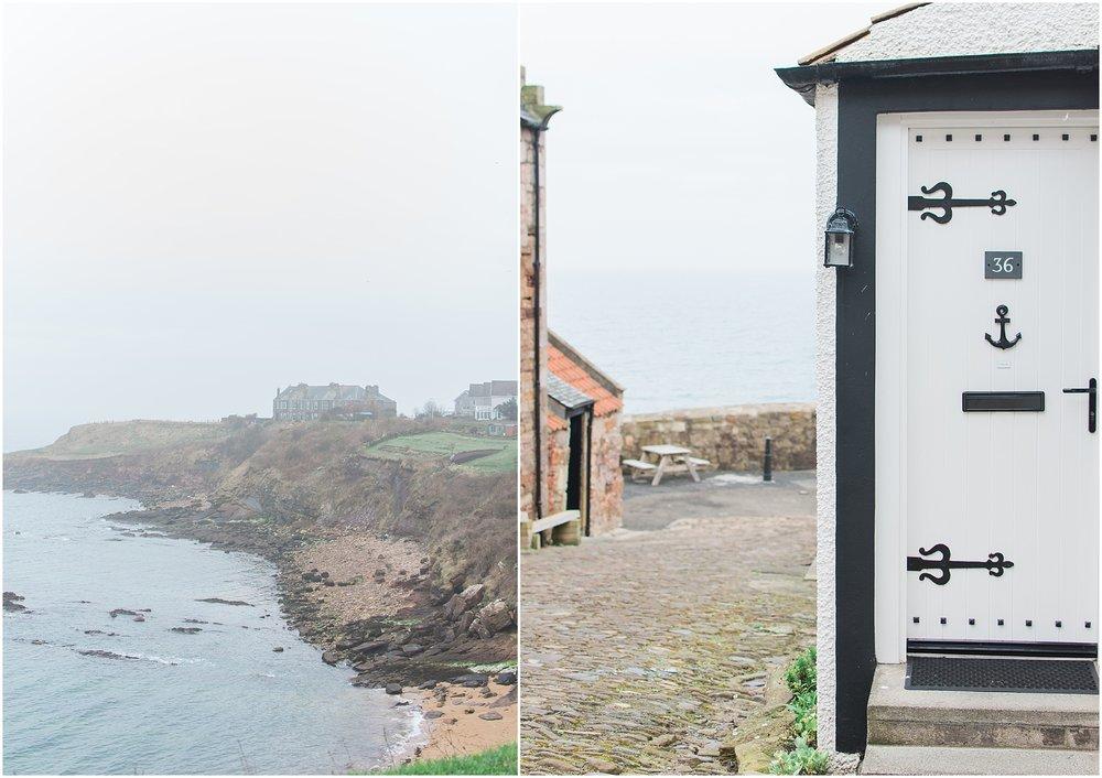 Crail Harbour - Jacqueline Anne Photography - Halifax Wedding Photographer