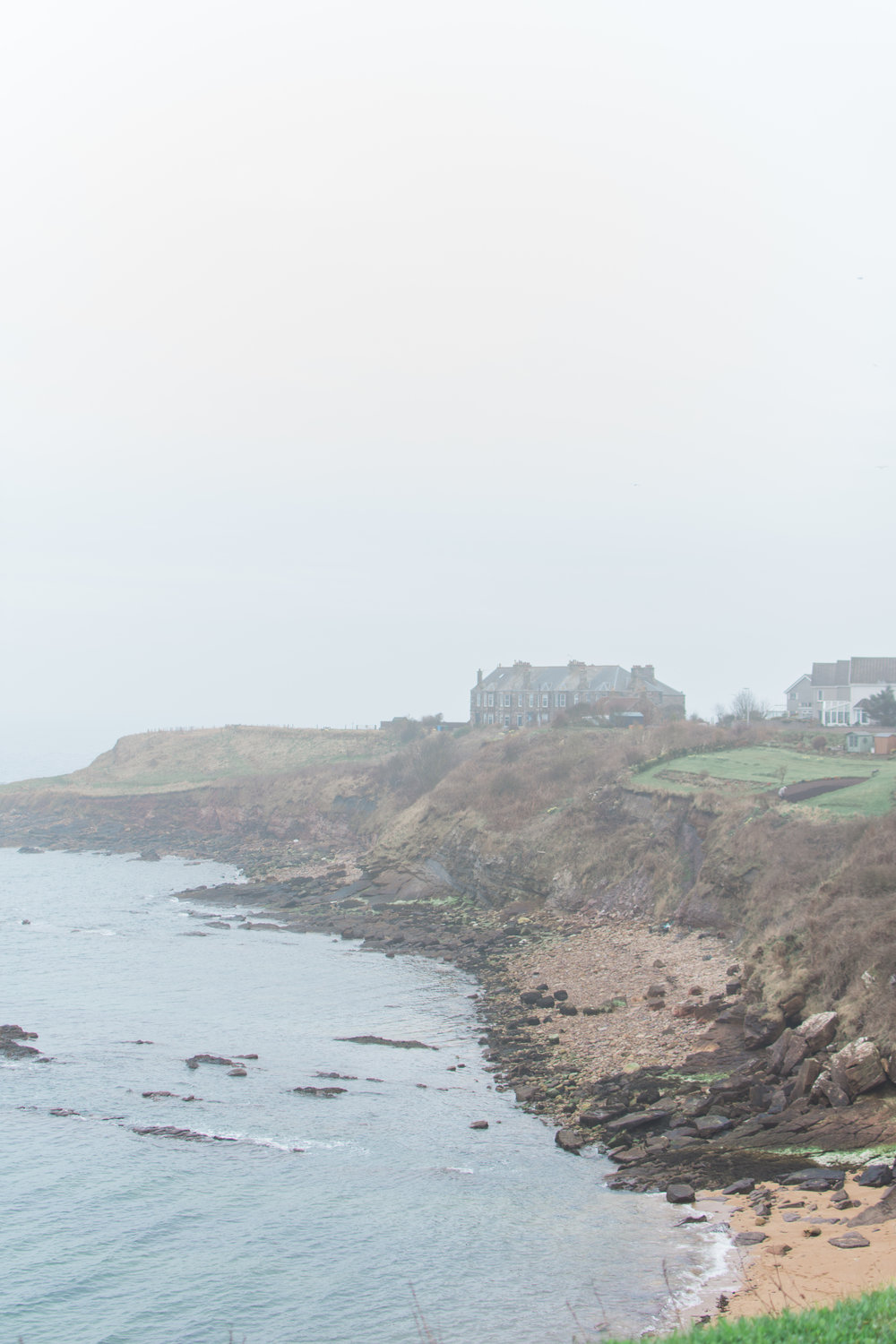 Crail Harbour - Jacqueline Anne Photography - Halifax Wedding Photographer