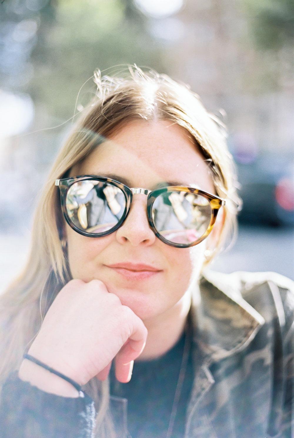 Jacqueline Anne Photography - Paris - Portra 160
