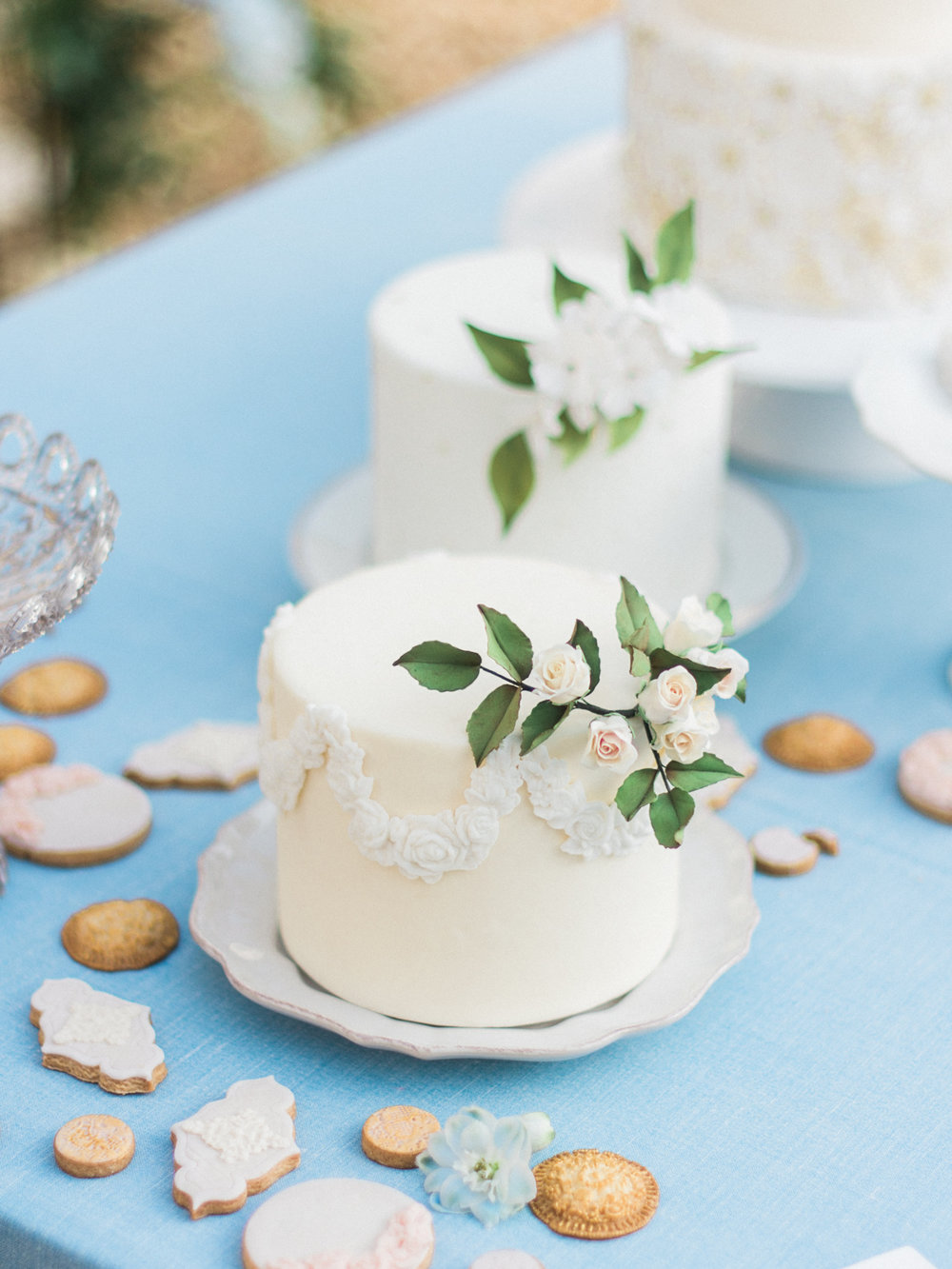 Cakes by TBakes Atelier - Jacqueline Anne Photography - Halifax Wedding Photographer