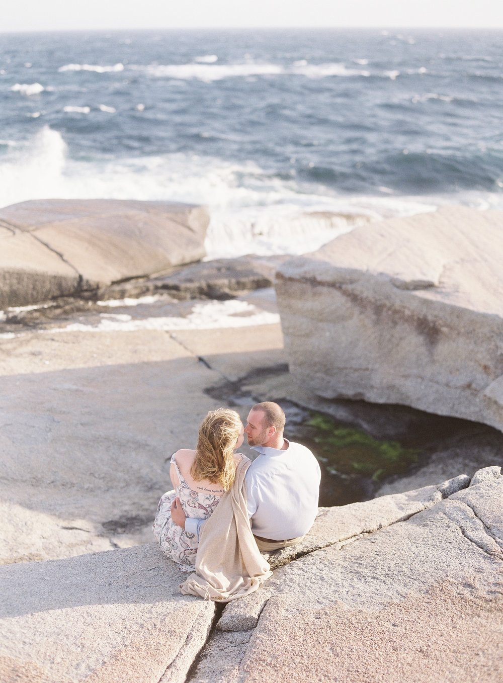 Jacqueline Anne Photography - Alex and Andrew Engagement at Peggy's Cove - Halifax-130.jpg
