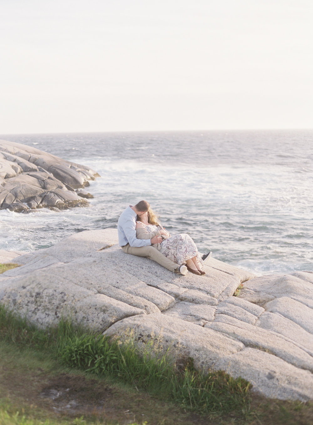 Jacqueline Anne Photography - Alex and Andrew Engagement at Peggy's Cove - Halifax-124.jpg