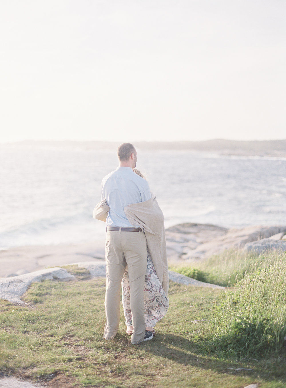 Jacqueline Anne Photography - Alex and Andrew Engagement at Peggy's Cove - Halifax-118.jpg