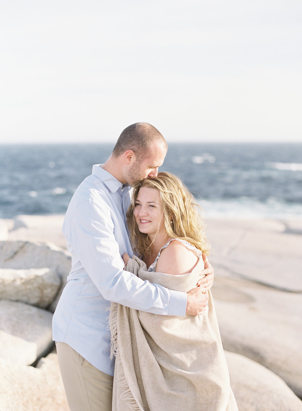 Jacqueline Anne Photography - Alex and Andrew Engagement at Peggy's Cove - Halifax-109.jpg